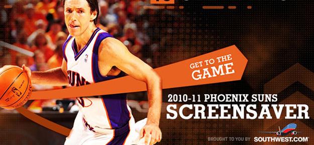 Phoenix Suns Screensaver