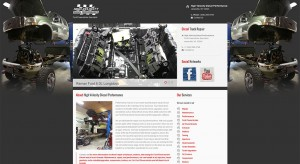 Another website is launched – High Velocity Diesel Performance, LLC.